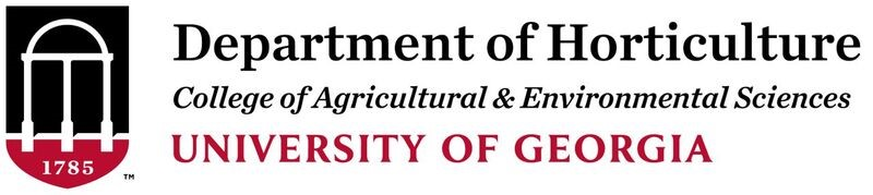 UGA Hort Dept logo